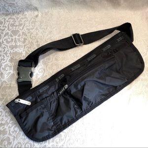 LeSportSac Nylon Waist Hip Fanny Pack Bag Buckle